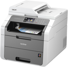 Brother alt-i-én print. DCP-9020CDW