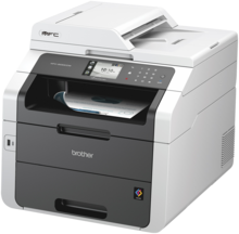 Brother alt-i-én print. MFC-9330CDW
