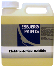 Elektrostatisk additiv 1 ltr