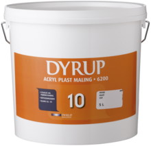 Dyrup facademaling mix 4,5 ltr