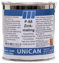 Unican P-88 zinkmaling 750ml