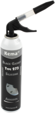 Kema RTV Gasket black spray 215ml - 185