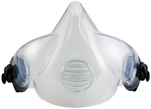 CleanSpace halvmaske, medium - 187