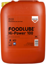 Foodlube Hi-Power 100 olie.20ltr