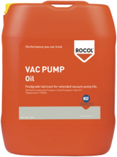 Foodlube Vacuum Pump Oil 5 ltr