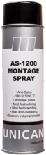 Unican AS-1200 montagespray 500ml