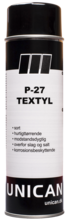 Unican P-27 textyl spray 500ml