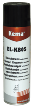 Kema kontaktrens EL-K80S spray 400ml