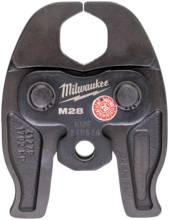 Presstang f/M12 press-maskiner, M-profil