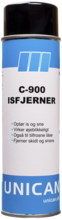 Unican C-900 isfjerner 500ml