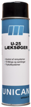 Unican U-25 lækagesøger spray 500ml
