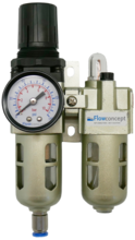 Filterregulator 1/4